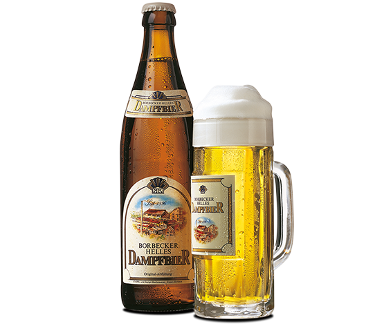 Borbecker Bier | Borbecker Helles Dampfbier